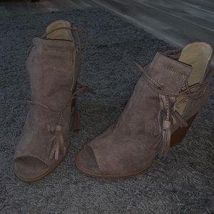 Altar'd State Heel Booties